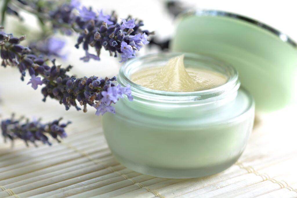 Cosmetici naturali lavanda